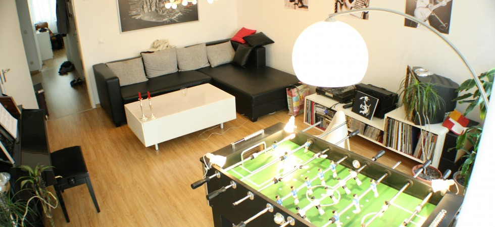 Moderne Loft-Wohnung in Köln (zentral am Hansaring)