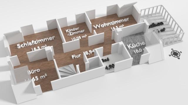 Immobilie verkaufen ohne Makler – Honorardienstleistung buchen.