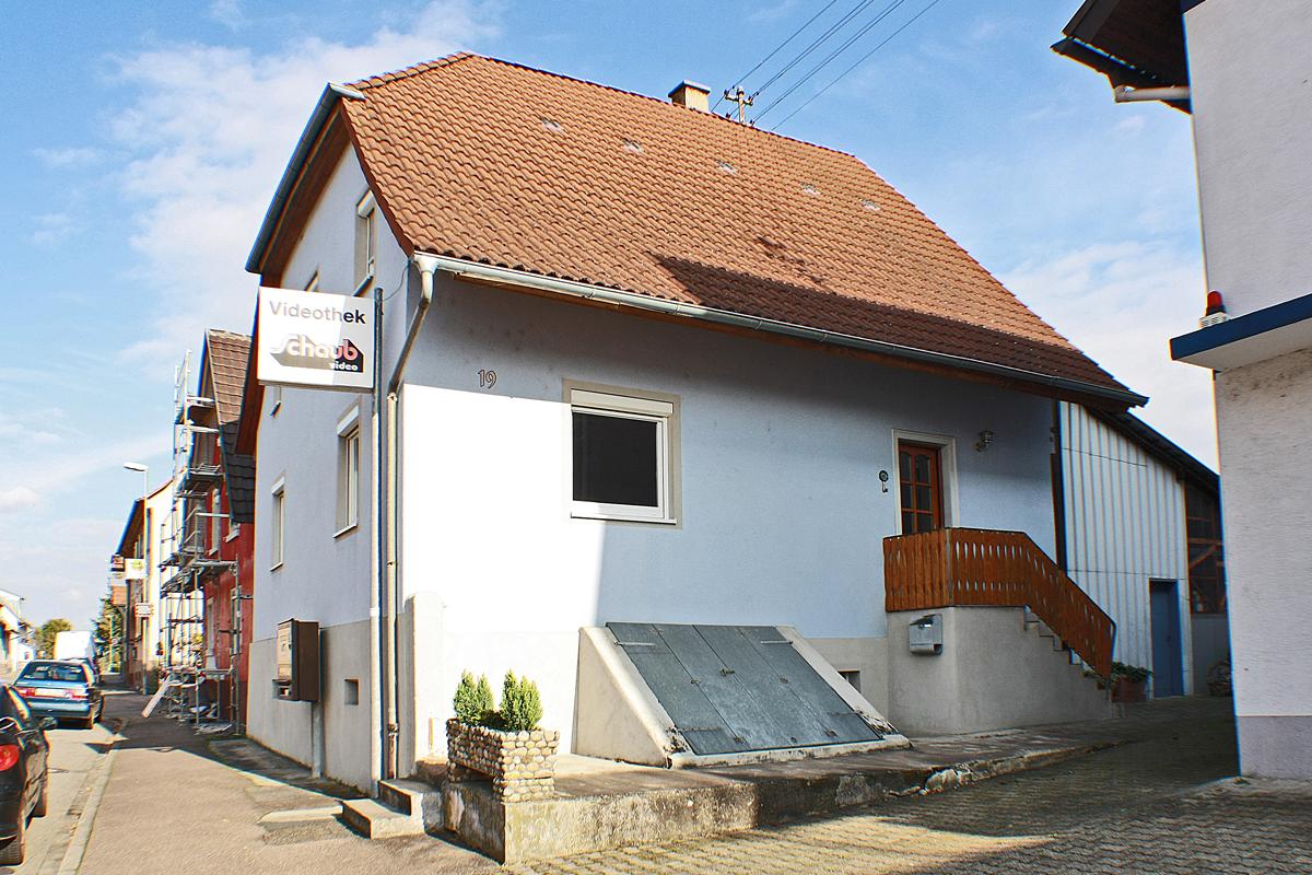 Für ganze Familie Haus kaufen in Mahlberg Orschweier