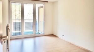 VERMIETET: Schöne 3 Zimmer Wohnung mieten in Freiburg Landwasser / ca. 70m² / 2 Bäder / 2 Balkone
