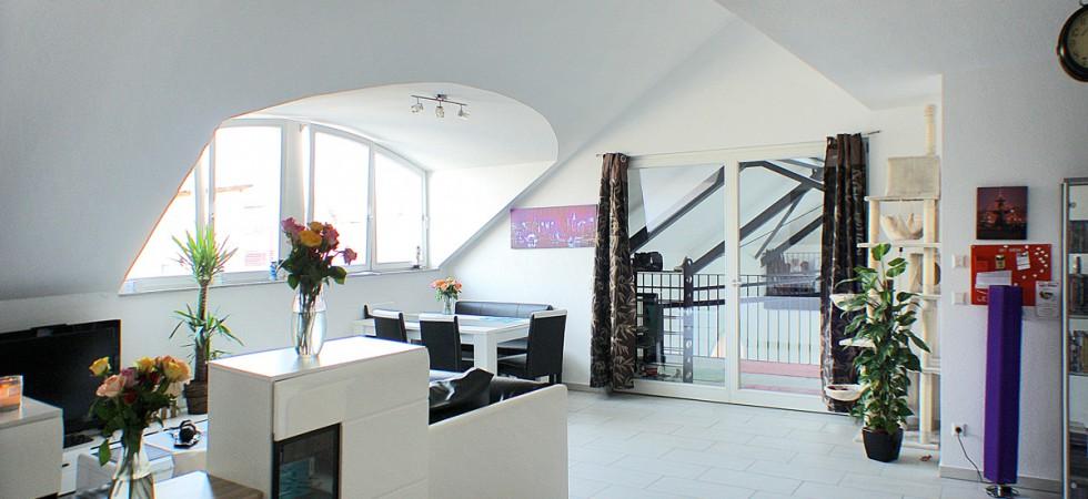 Wohnung mieten in Lahr: 3 große Zimmer auf 111 m² im Neuwerkhof.