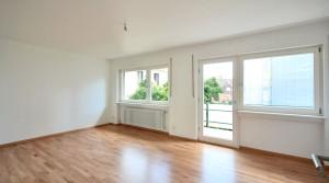 Helle Wohnung mieten in Lahr – Mitten in der Stadt mit Südbalkon