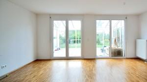 Wohnzimmer-Wintergarten