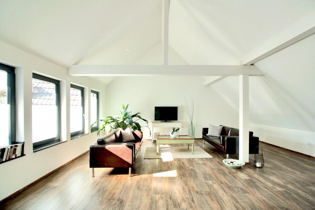 Schöne und zugleich authentische Bilder unterstützen Sie beim Immobilie verkaufen.